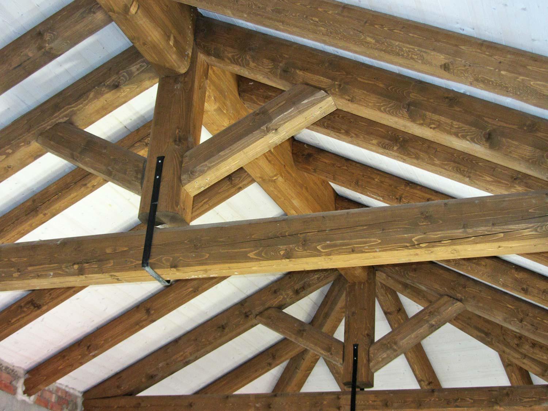 Tetti in legno azienda for Lucernari per tetti in legno